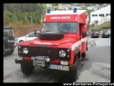Ambulancia todo-o-terreno Land-Rover